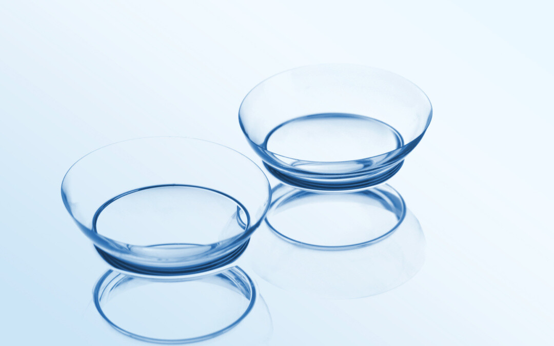 Gas Permeable Contact Lenses